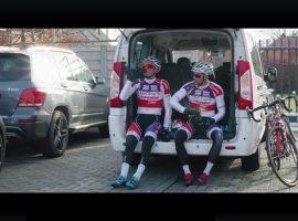 Mathieu's voorbereiding op het WK Cyclocross 2017