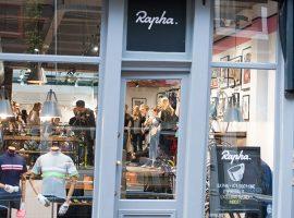 Rapha zoekt een coördinator voor hun RCC in Amsterdam