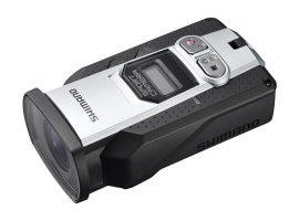 Shimano's nieuwe CM-2000 Sports Camera doet het allemaal zelf