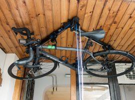 Review: Floaterhoist BA1 fietsophangsysteem + Weggeefactie!