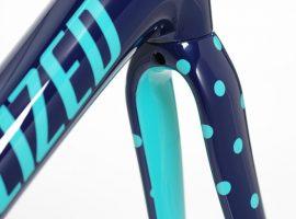 Nieuwe fiets of een nieuw kleurtje?