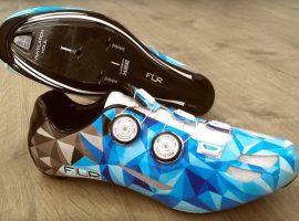 Wat custom kan doen met de raceschoenen van FLR