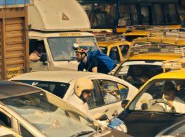 Koerieren in Mumbai is best een uitdaging