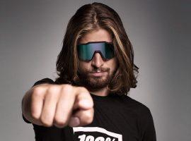 De zonnebril van Peter Sagan: de 100% Speedcraft