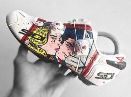 Verander je schoenen in kunst: Artful Kicks