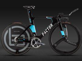 Hagelnieuwe Factor Slick tijdritfiets voor AG2R La Mondiale