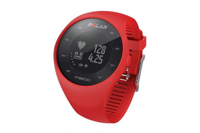 Polar M200 sporthorloge met GPS en hartslagmeter