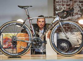 John Degenkolb fietst Parijs Roubaix op deze Trek