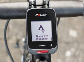 Polar lanceert de nieuwe M460 fietscomputer