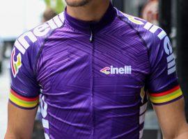 Als paars je lievelingskleur is zit je goed bij Cinelli