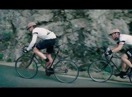 Tour de France van 1928 gereden door Phil Keoghan – video