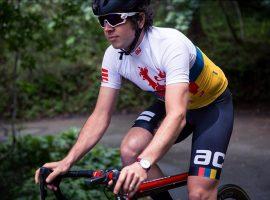 Limburgse wielerkleding van Above Category