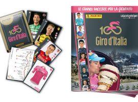 Giro d'Italia en Panini: sparen!