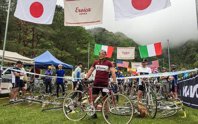 Racefietsblog rijdt: Eroica Japan 2017