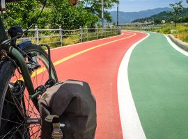 Dwars door Korea: de 4 Rivers fietsroute