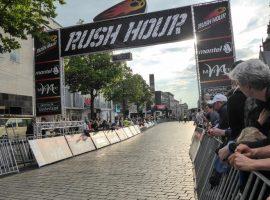 Rush Hour: Rondje om de kerk in Nijmegen, maar dan anders