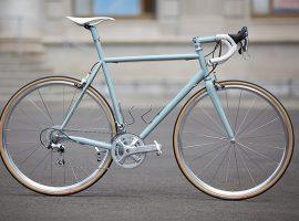 Speedvagen OG1 Slate Blue: nieuw, klassiek, prachtig