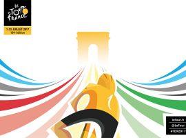 Om alvast aan het geel te wennen: mooie Tour de France posters