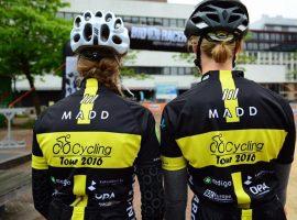 Fietsen voor het goede doel: de Co Cycling Tour