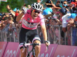 YESS… Dumoulin wint de Giro d'Italia 2017!