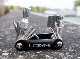 Review: Lezyne Rap 15 Co2 multitool + WINACTIE