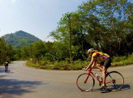 Thailand is geen verkeerd fietsvakantieland: de Mae Hong Son Loop