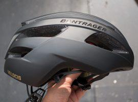 Eerste indruk: nieuwe Bontrager Velocis MIPS helm, met BOA