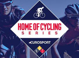 Eurosport daagt je uit op Strava met 'Home of Cycling Series'