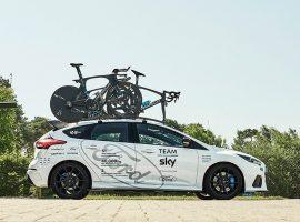 Team Sky en Ford samen verder, maar hebben niet naar ons geluisterd