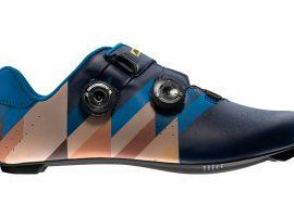 Mavic's matchy schoenen en jersey ter ere van Izoard