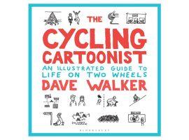Cycling Cartoonist: over fietsen raak je immers nooit uitgepraat. Of uitgetekend.