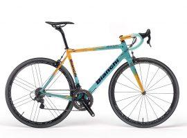 Bianchi komt met een Specialissima Pantani editie