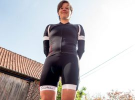 Review: Cube Blackline Women kledingset