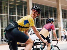 IRIS: een lekker eigenzinnig fietskledingmerk van Iris Slappendel