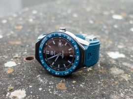 Review: Tag Heuer Connected Modular 45 horloge