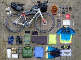 Ik fiets de Transcontinental Race en ik neem mee…