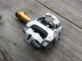 De Forcemount TI BPD-13 pedalen van BBB: chique en licht