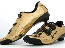 De Killer schoenen van Di Luca vallen op