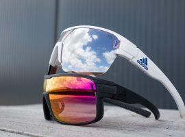 Een zonnebril kiezen voor het fietsen: Adidas doet het net even anders