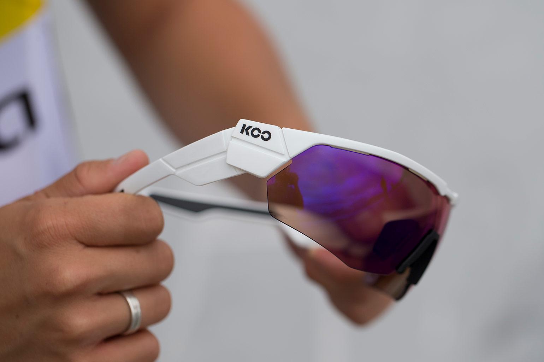 4995f7daaf903f Nieuwe zonnebrillen van Kask  de Koo Open Cube – Racefietsblog.nl