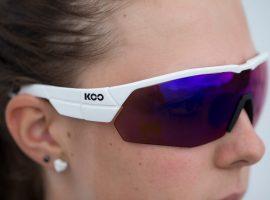 Nieuwe zonnebrillen van Kask: de Koo Open Cube