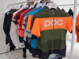 POC laat weer innovaties en nieuwe kleding zien op Eurobike