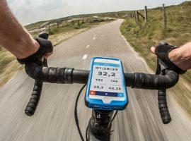 Je smartphone als fietscomputer met BBB