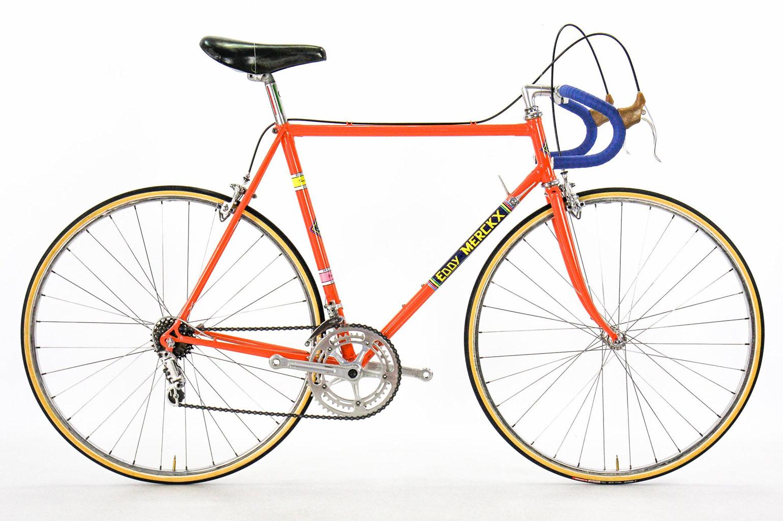 Vintage Eddy Merckx fietsen zijn nog gewoon te koop – Racefietsblog.nl