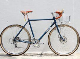 Blue Lug & Cook Paint Works: Custom Surly's