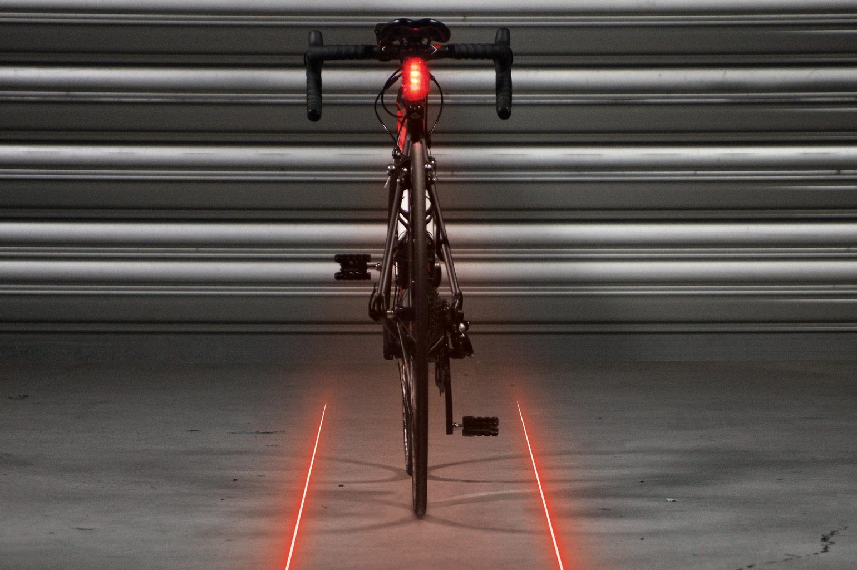 De Lezyne Laser Drive lamp geeft futuristisch licht – Racefietsblog.nl
