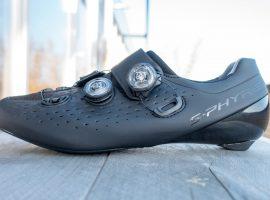 Review Shimano S-Phyre RC9 schoenen – WINACTIE