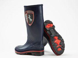 De Speedvagen Pit Boots in het blauw