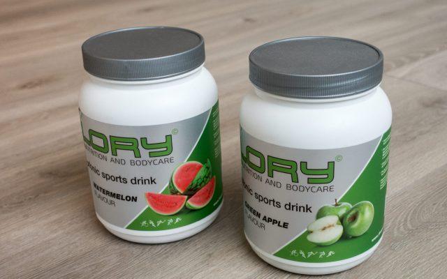 Review: Sportvoeding van Glory met een alternatief smaakje
