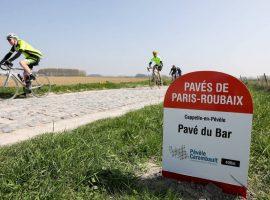 Je kan je weer inschrijven voor de Parijs – Roubaix Challenge 2018